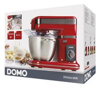 Domo Keukenrobot DO9073KR rood-Rechterzijde