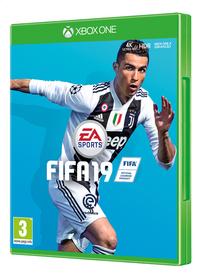 Xbox One FIFA 19 NL/FR-Rechterzijde