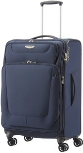 Samsonite Valise souple Spark Spinner dark blue EXP 67 cm