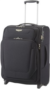 Samsonite Valise souple Spark Upright EXP black 55 cm-Avant