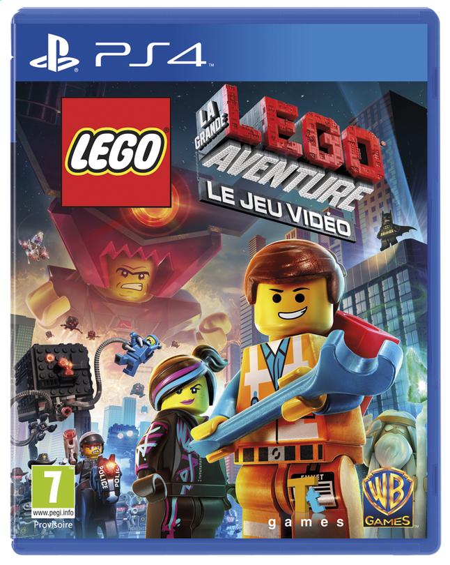 Image pour PS4 LEGO : La Grande Aventure - Le jeu FR/ANG à partir de ColliShop