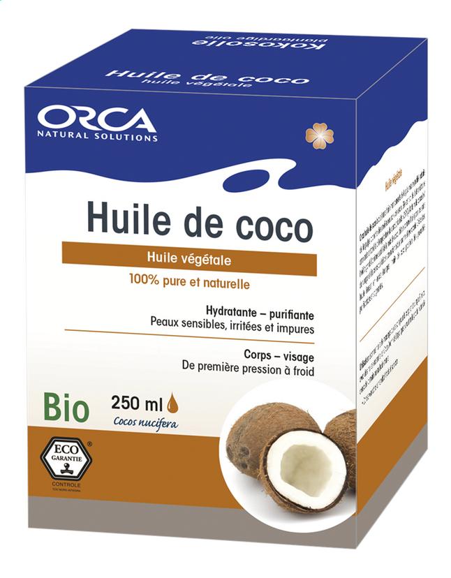 Orca Huile de coco végétale 250 ml