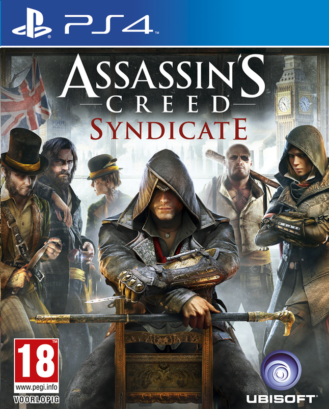 Afbeelding van PS4 Assassin's Creed: Syndicate ENG/FR from ColliShop