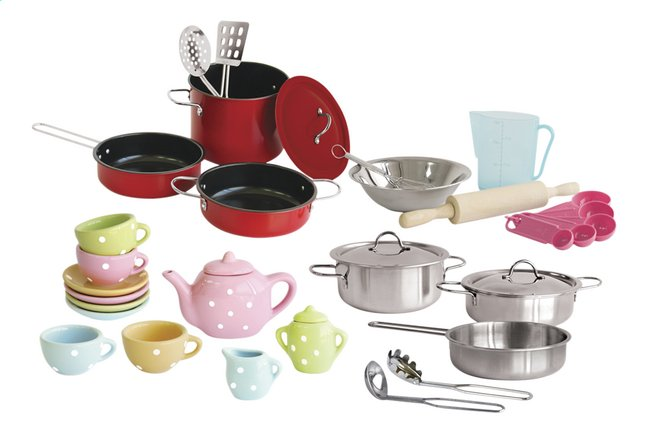 Image pour Accessoires de cuisine Deluxe 35 pièces à partir de ColliShop