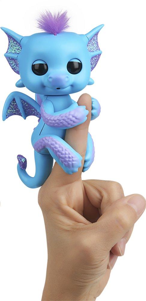 Image pour WowWee figurine interactive Fingerlings Bébé dragon Tara à partir de ColliShop