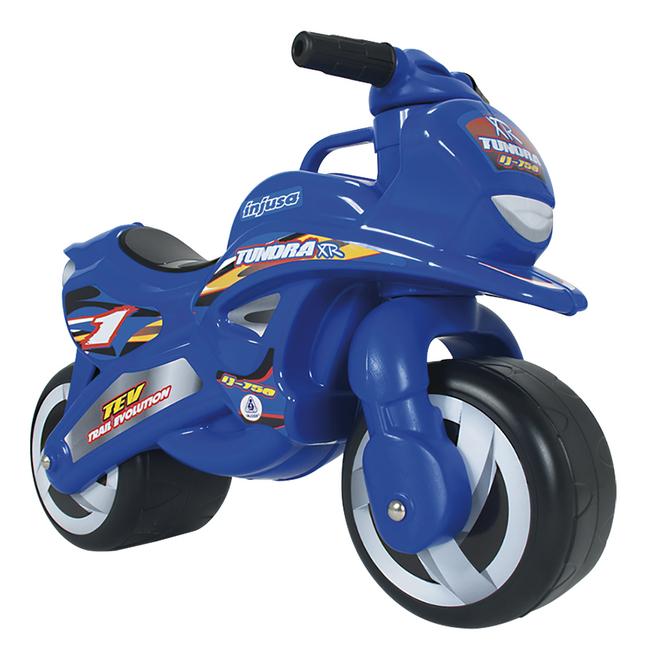 Afbeelding van Loopfiets moto Tundra blauw from ColliShop