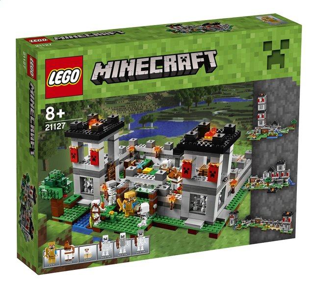 Image pour LEGO Minecraft 21127 La forteresse à partir de ColliShop