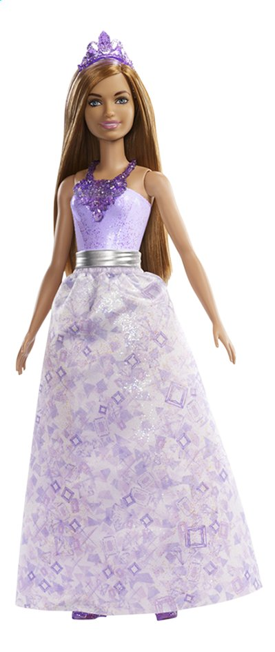 Afbeelding van Barbie mannequinpop Dreamtopia Prinses Diamanten from ColliShop