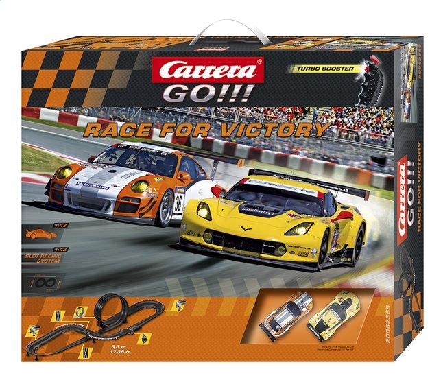 Image pour Carrera Go!!! circuit de course Race for Victory à partir de ColliShop