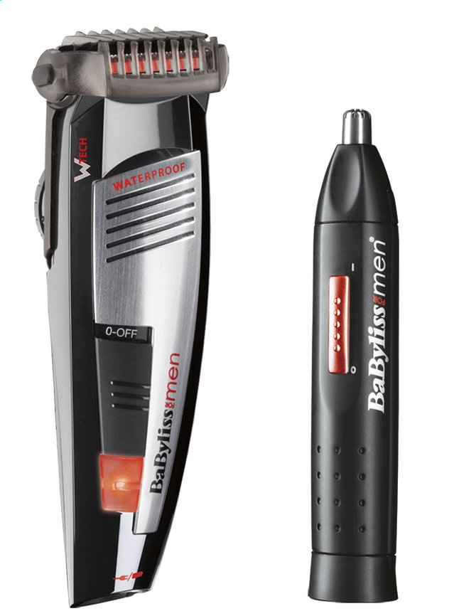Afbeelding van Babyliss for men Baardtrimmer E846PE Limited Edition from ColliShop