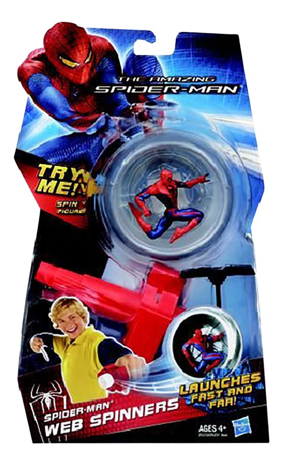 Afbeelding van Spider-Man Web Spinners Spider-Man from ColliShop