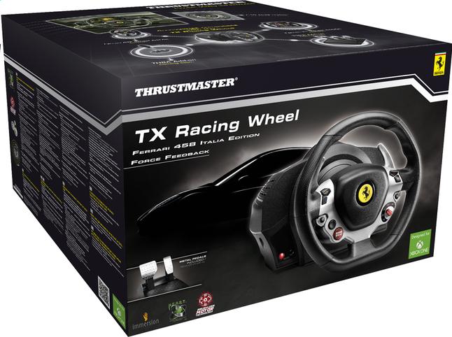 Image pour XBOX One Racing Wheel Ferrari 458 Italia Edition à partir de ColliShop