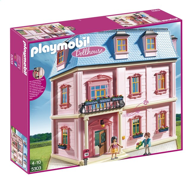 Image pour Playmobil Dollhouse 5303 Maison traditionnelle à partir de ColliShop