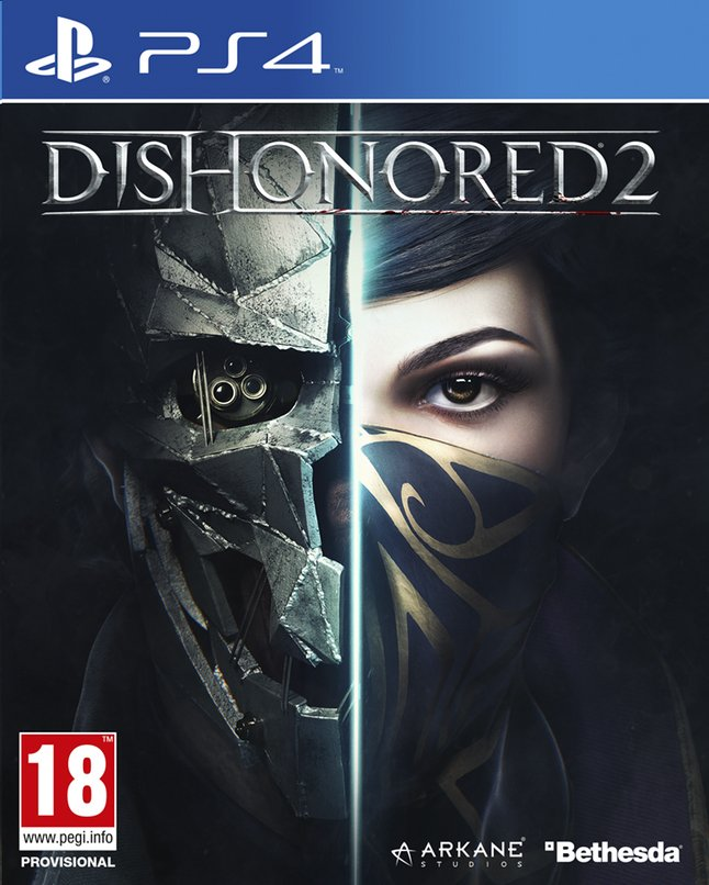 Image pour PS4 Dishonored 2 FR/ANG à partir de ColliShop