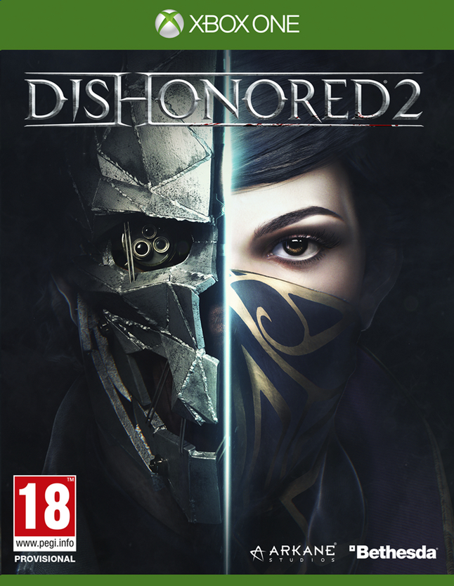 Afbeelding van XBOX One Dishonored 2  ENG/FR from ColliShop