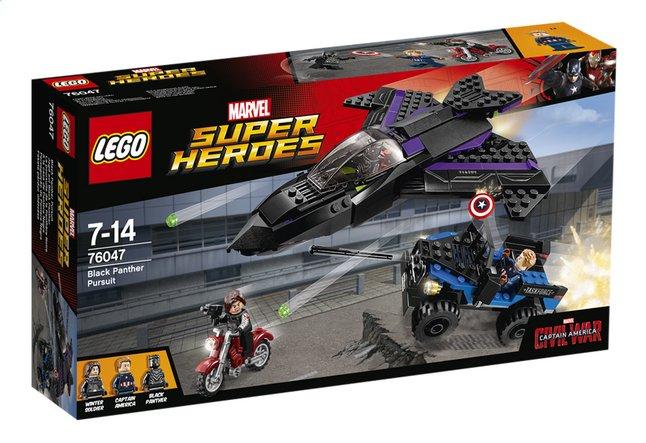 Image pour LEGO Super Heroes 76047 La poursuite de la Panthère Noire à partir de ColliShop