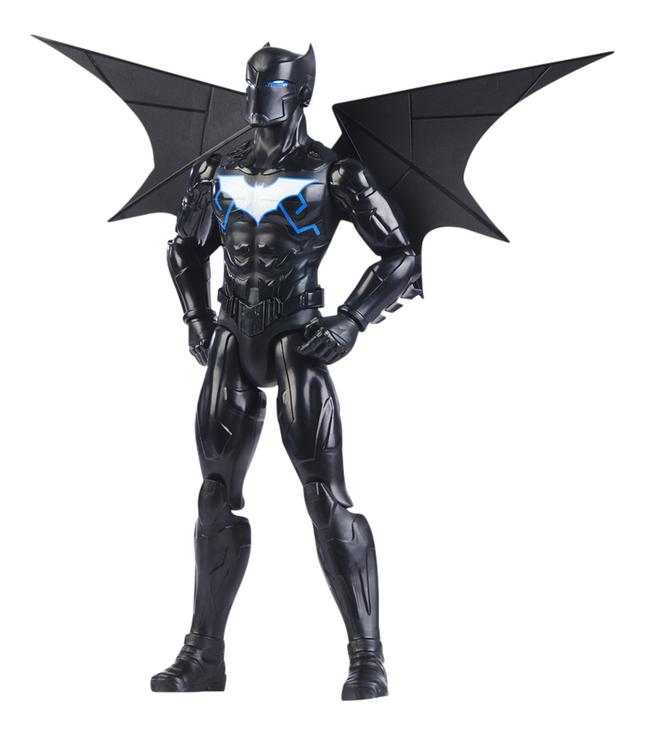 Image pour Batman figurine articulée Basic Batman Batwing à partir de ColliShop