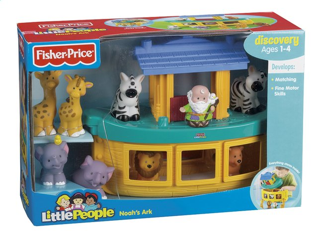 Image pour Fisher-Price Little People set de jeu Arche de Noé à partir de ColliShop