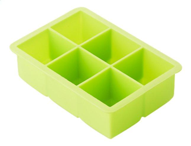 Image pour Dotz moule à glaçons Cube vert à partir de ColliShop