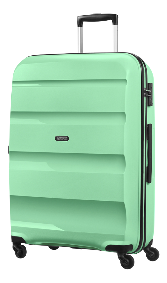 Afbeelding van American Tourister Harde reistrolley Bon Air Spinner mint green 75 cm from ColliShop