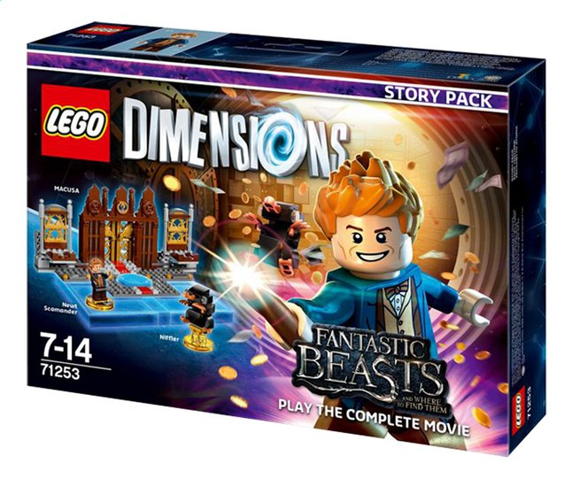 Afbeelding van LEGO Figuur Lego Dimensions Story Pack Fantastic Beasts and Where to Find Them from ColliShop