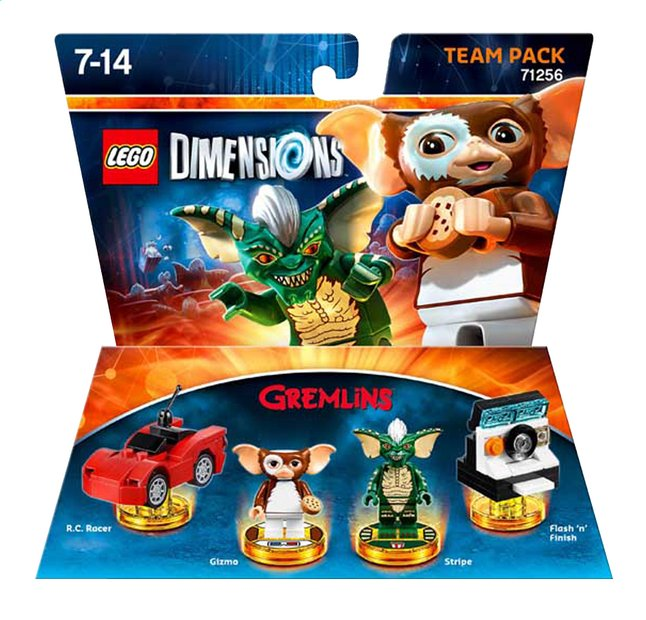 Afbeelding van LEGO Dimensions Team Pack Gremlins from ColliShop