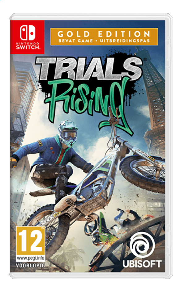 Afbeelding van Nintendo Switch Trials Rising Gold Edition ENG/FR from ColliShop