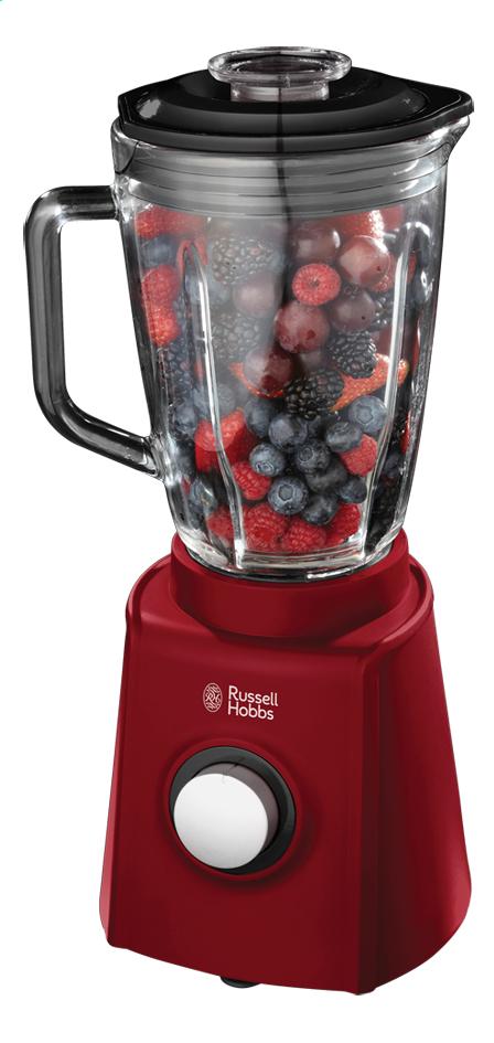 Image pour Russell Hobbs blender Desire Jug rouge - 750 W à partir de ColliShop