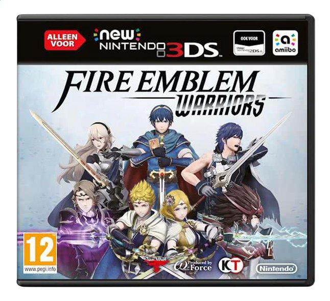 Image pour New Nintendo 3DS Fire Emblem Warriors FR à partir de ColliShop