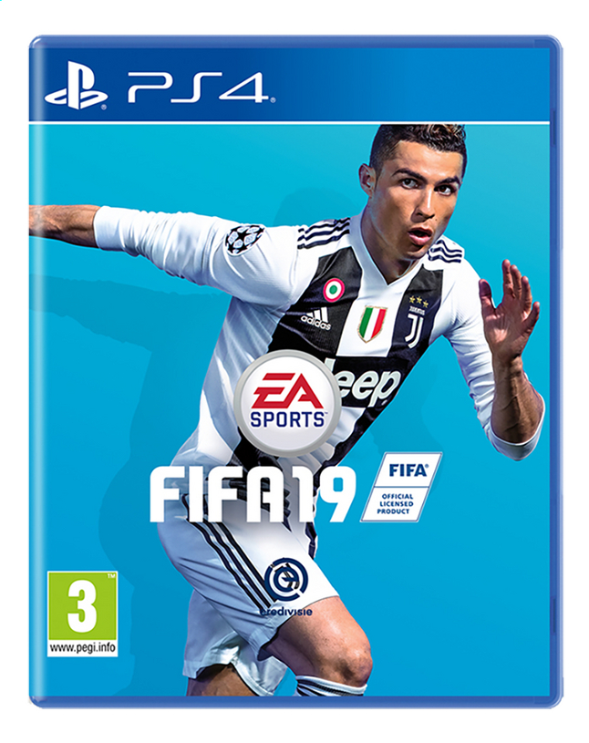 Afbeelding van PS4 Fifa 19 NL/FR from ColliShop
