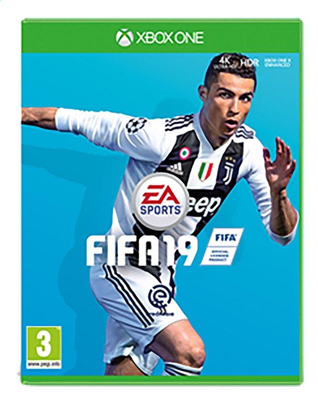 Afbeelding van Xbox One FIFA 19 NL/FR from ColliShop