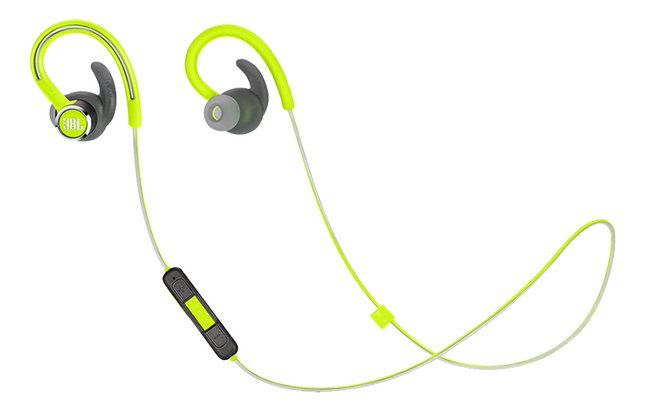 Afbeelding van JBL Bluetooth oortelefoon Reflect Contour 2 lime/zwart from ColliShop