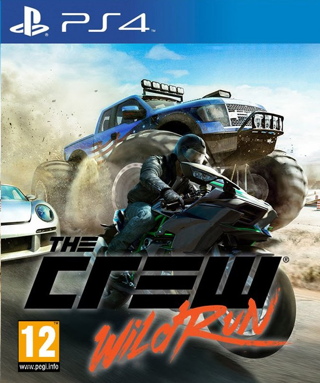 Image pour PS4 The Crew: Wild Run Edition FR/ANG à partir de ColliShop