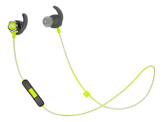 Afbeelding van JBL Bluetooth oortelefoon Reflect Mini 2 Lime from ColliShop
