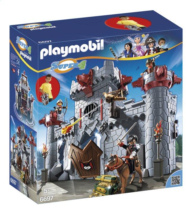 Image pour Playmobil Super 4 6697 Citadelle transportable du Baron Noir à partir de ColliShop