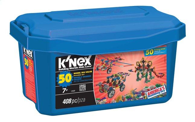 Afbeelding van K'nex 50 Model Big Value from ColliShop