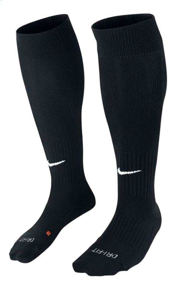 Image pour Nike Classic Dri-FIT chaussettes de football noir 31-35 à partir de ColliShop