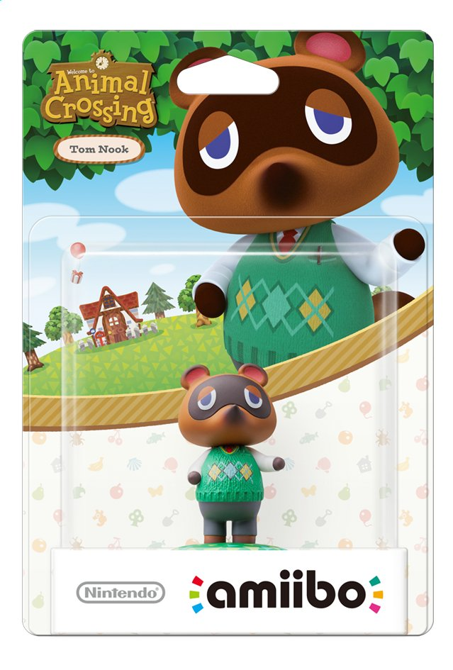 Image pour Nintendo amiibo figurine Animal Crossing Collection Tom Nook à partir de ColliShop
