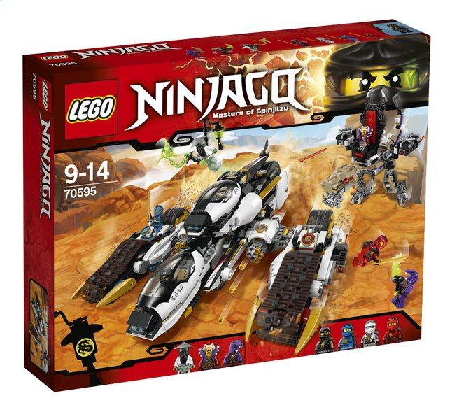 Afbeelding van LEGO Ninjago 70595 Ultra stealth raider from ColliShop