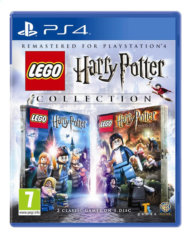 Afbeelding van PS4 LEGO Harry Potter 1-7 Collection ENG/FR from ColliShop