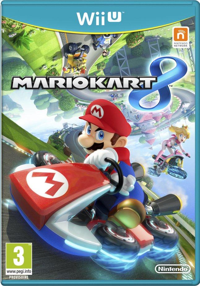 Afbeelding van Wii U Mario Kart 8 NL from ColliShop