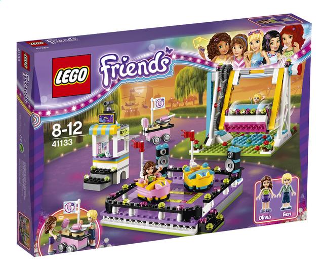 Image pour LEGO Friends 41133 Les auto-tamponneuses du parc d'attractions à partir de ColliShop