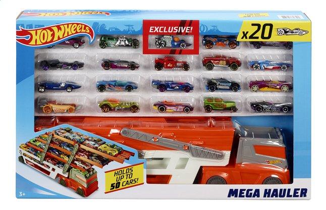 Hot Wheels autotransport Mega Hauler