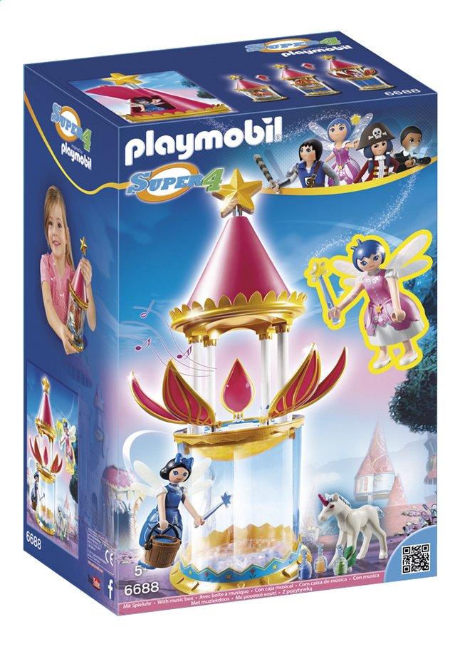 Image pour Playmobil Super 4 6688 Tourelle musicale avec Étincelle à partir de ColliShop