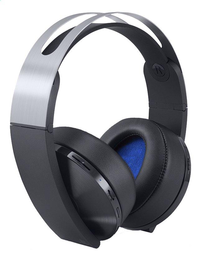 Image pour PS4 casque wireless platinium à partir de ColliShop