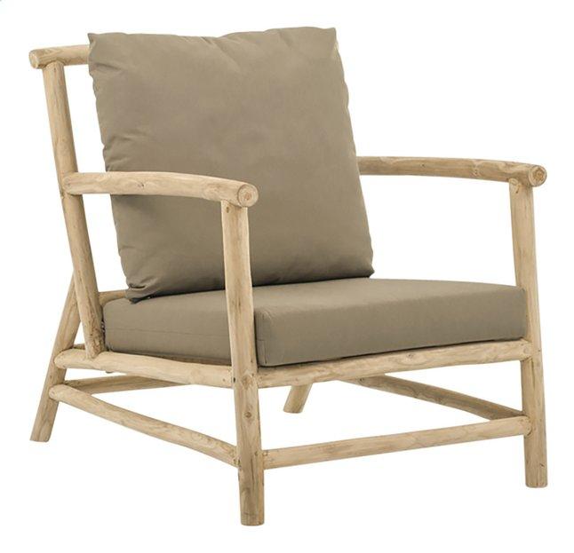 Image pour Apple Bee fauteuil de jardin Lounge Rooty à partir de ColliShop