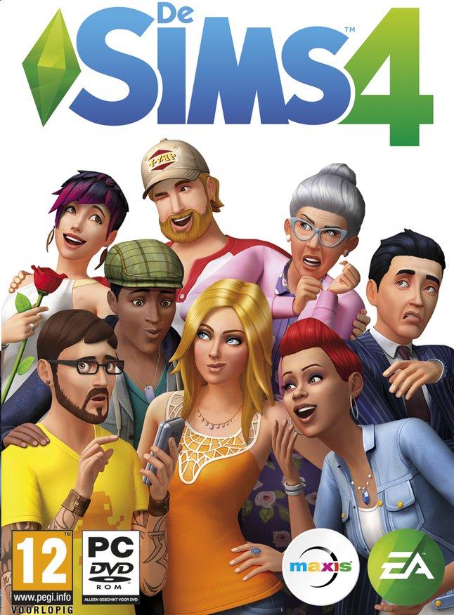 Afbeelding van Pc De Sims 4 NL from ColliShop