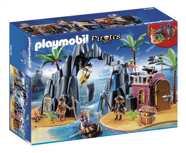 Afbeelding van Playmobil Pirates 6679 Piratenhol from ColliShop