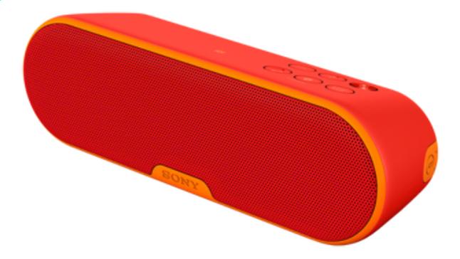 Afbeelding van Sony luidspreker bluetooth SRS-XB2 rood from ColliShop
