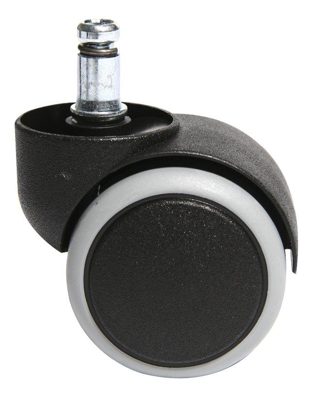 Image pour Topstar set de 5 roulettes pour sol dur à partir de ColliShop